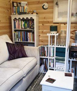 Linda Oram Garden Therapy Room